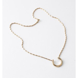 Harvey Horseshoe Necklet