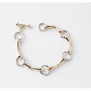 Jessica Bracelet - Large Links