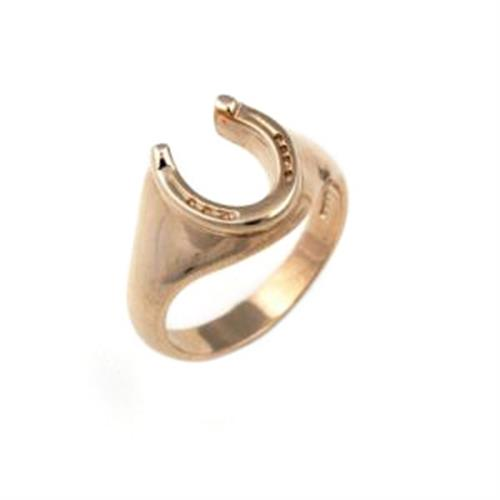 Gents Horseshoe Ring