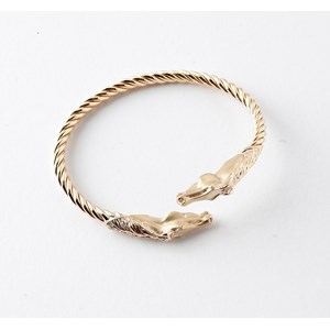Racing Heads Bangle