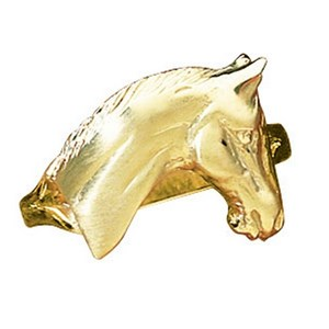 Single Horsehead Ring