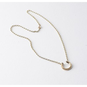 Tamsin Horseshoe Necklet